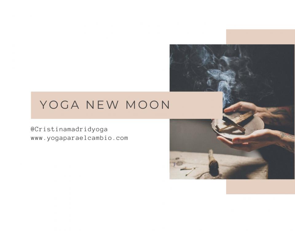 Yoga para la luna nueva