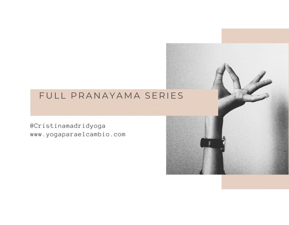 Full pranayama series