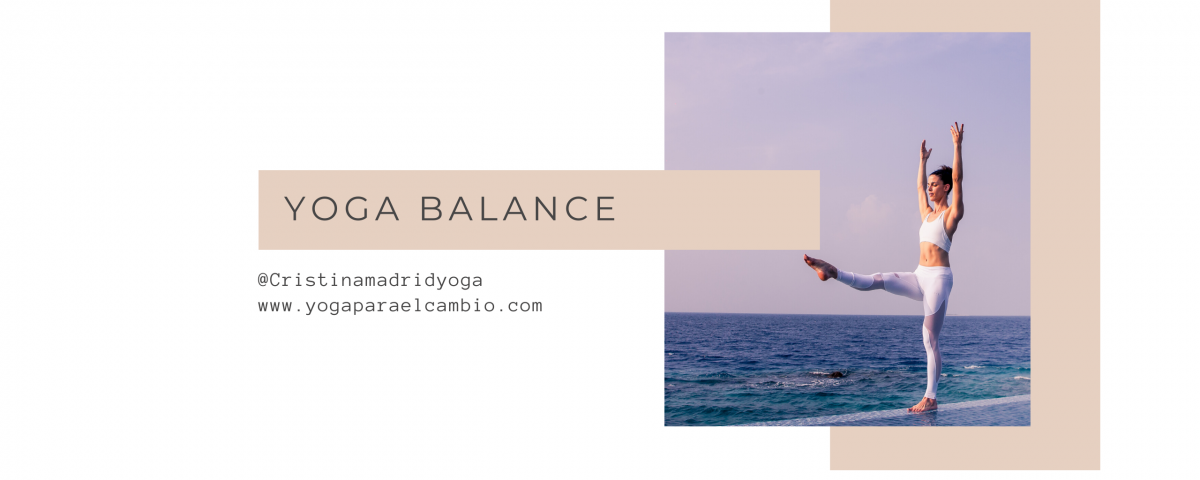 Yoga centrado en equilibrios