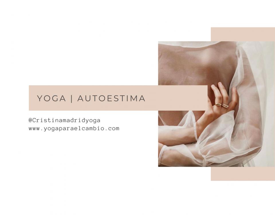 yoga autoestima