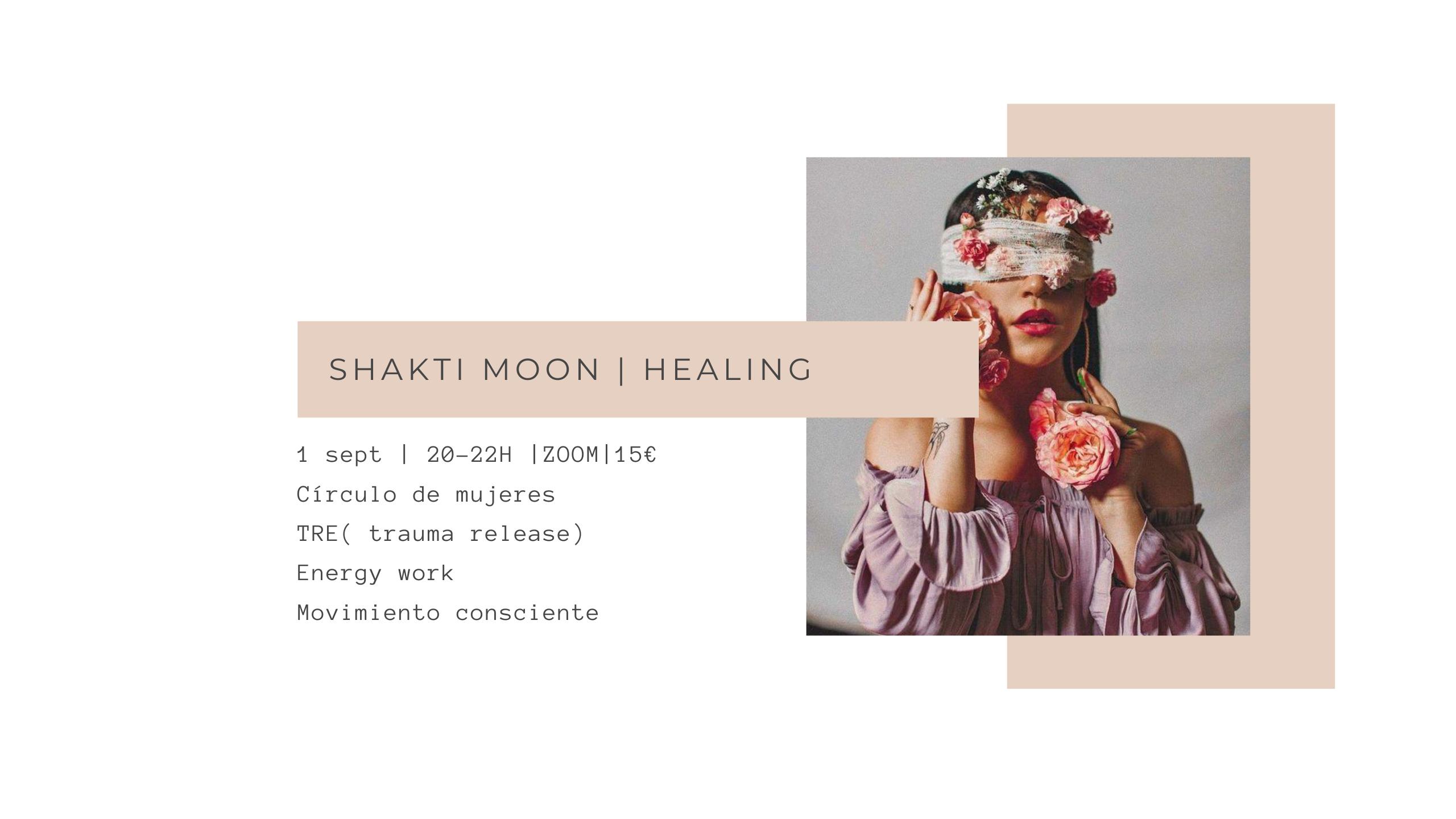 shakti healing