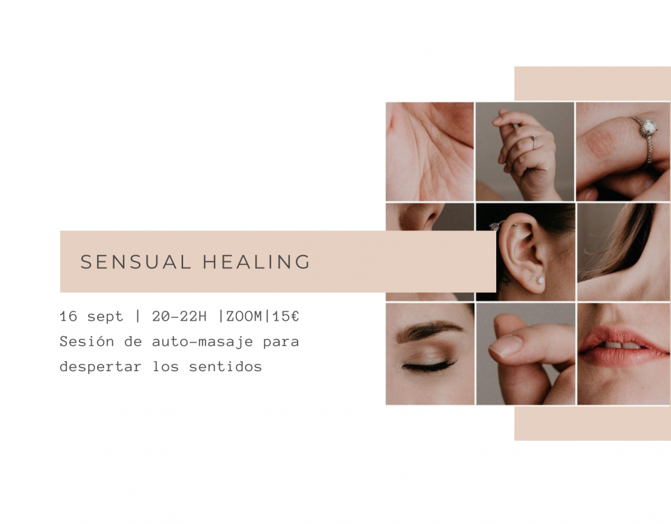 Evento sensual healing