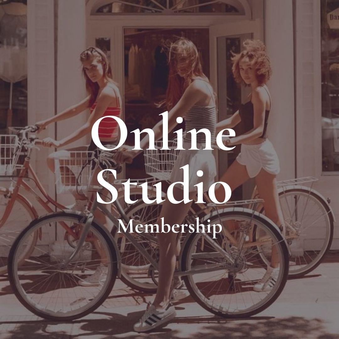 Online Studio Membership