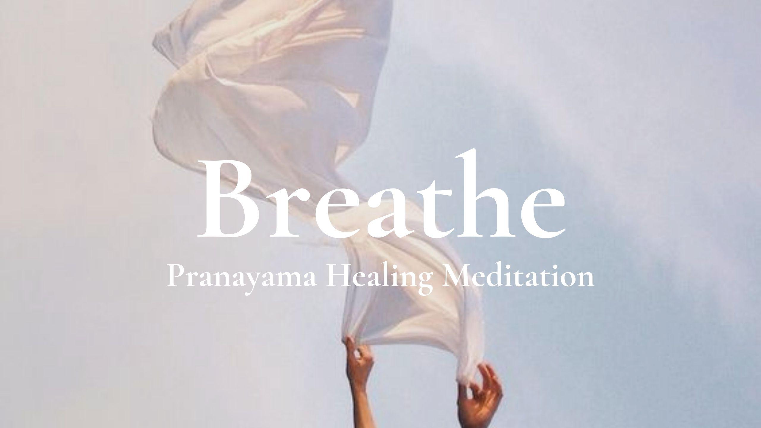 breathe pranayama